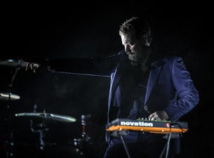 John Grant, 2021-09-07, Лондон