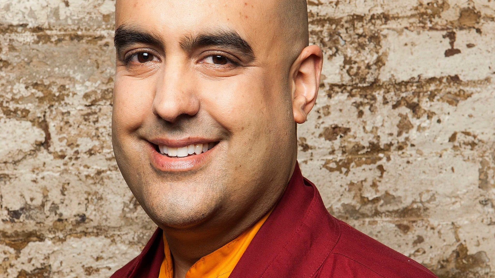 Gelong Thubten - 'A Talk, Guided Meditation, Q&A & Booking Signing' tickets (Copyright © Ticketmaster)