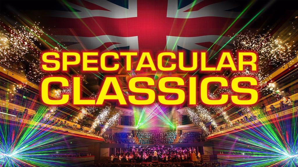 Hotels near Spectacular Classics Events