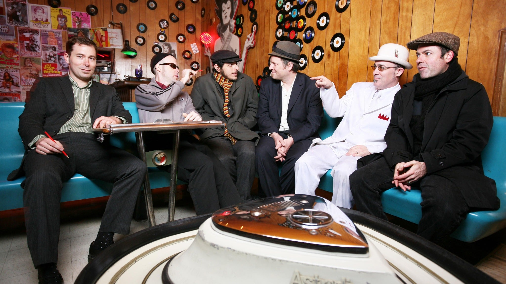 The Slackers, Pause for the Cause