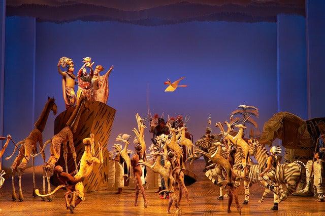 Disney Presents The Lion King (Touring)