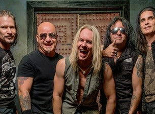 Warrant and Great White