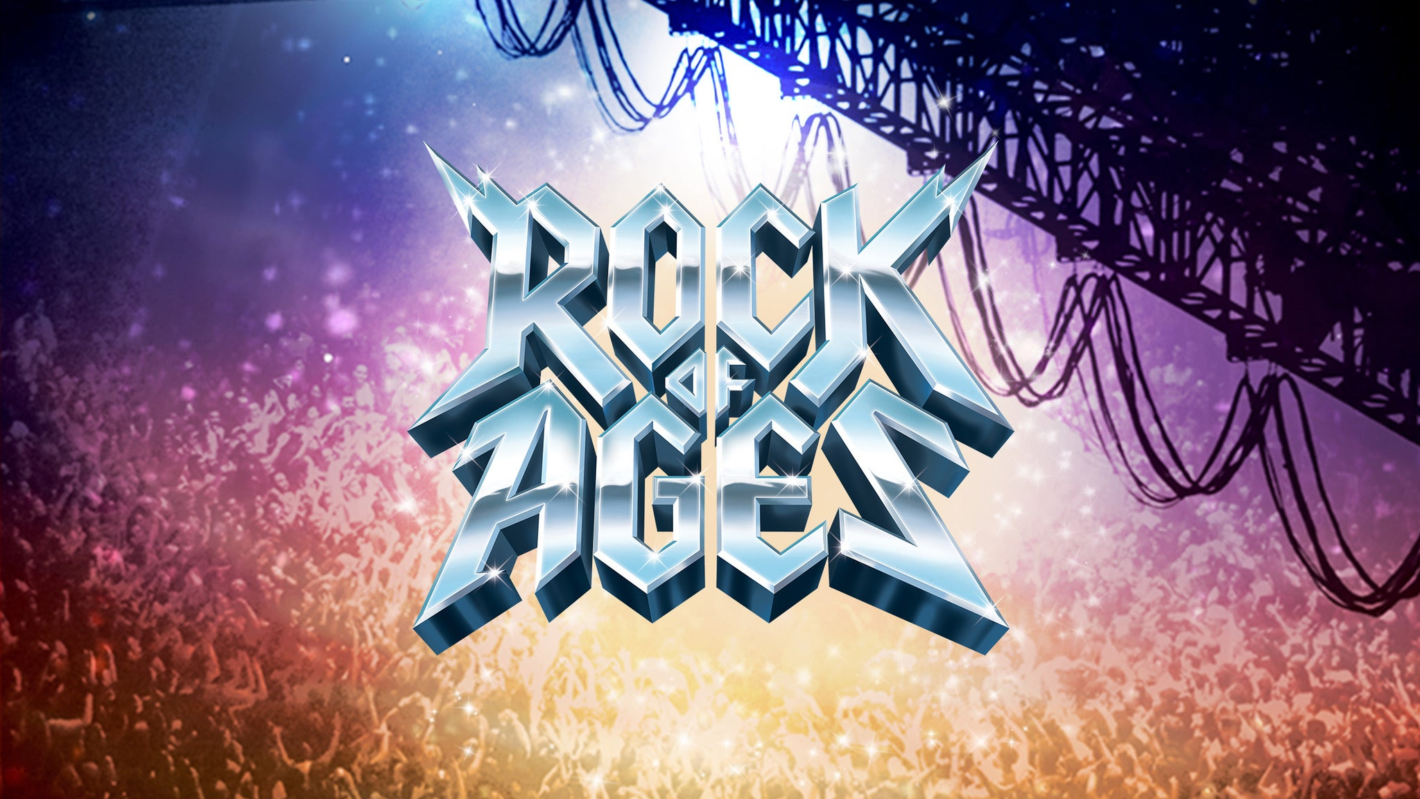Rock of Ages (Touring) - Mashantucket, CT 06355