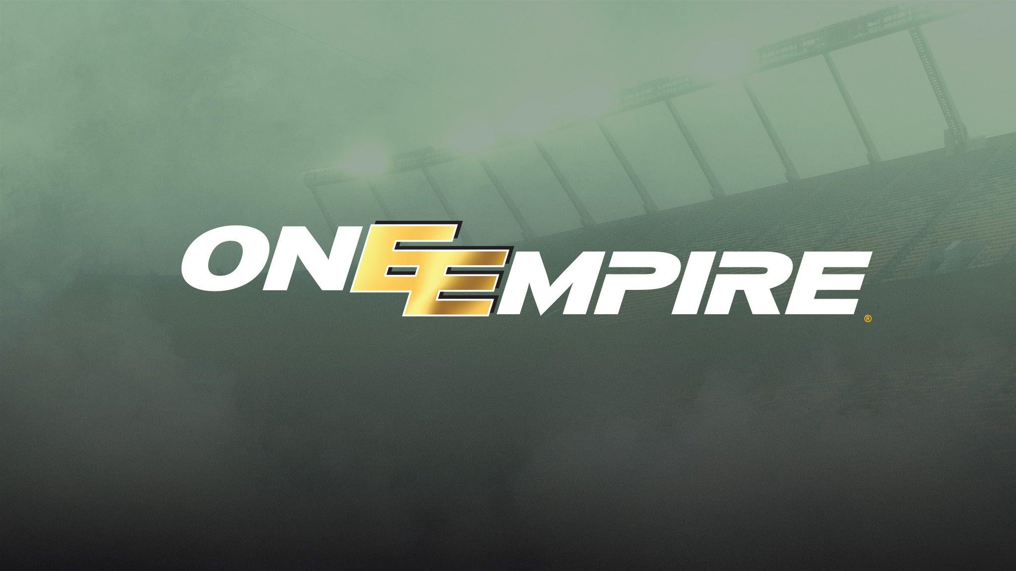 Edmonton Eskimos Moxie's 3 Game Bronze Flex Pack