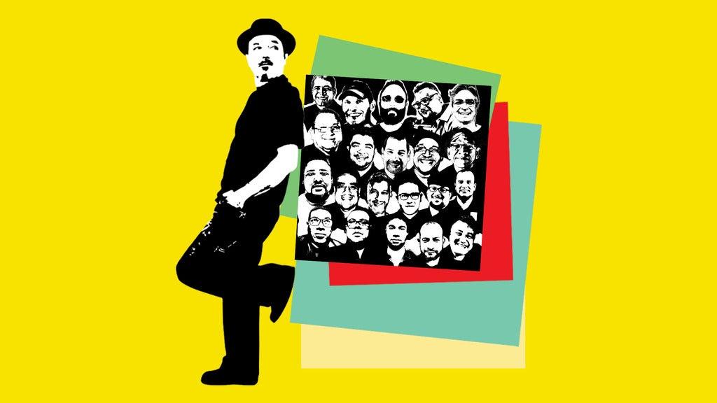 Rubén Blades - Salswing Tour!