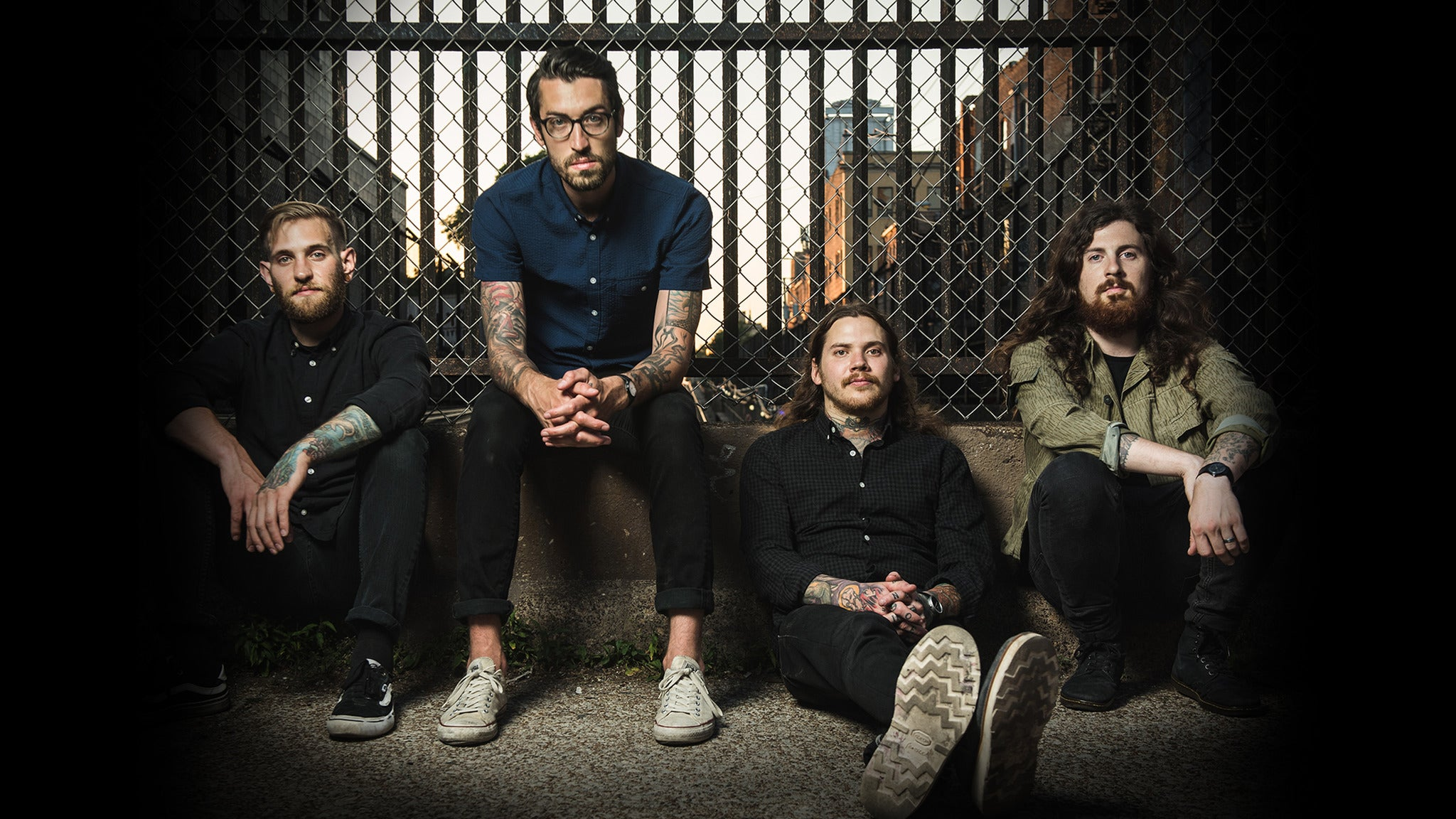 The Devil Wears Prada at Blue Moose Tap House