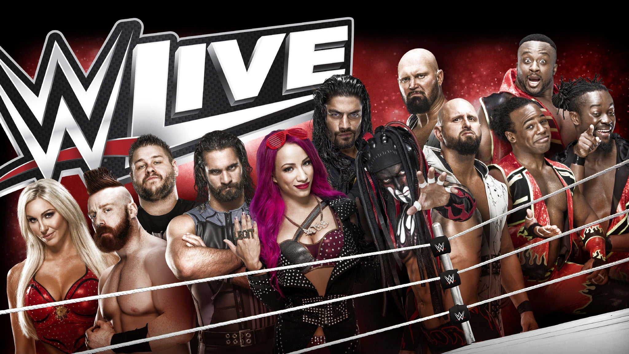 WWE Live at Convocation Center Jonesboro