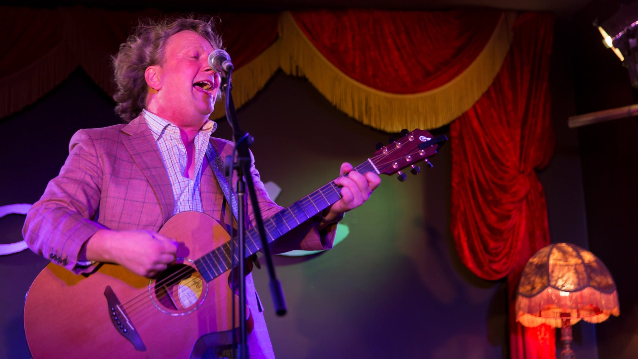 Glenn Tilbrook tickets (Copyright © Ticketmaster)