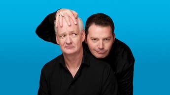 Colin Mochrie And Brad Sherwood: Scared Scriptless