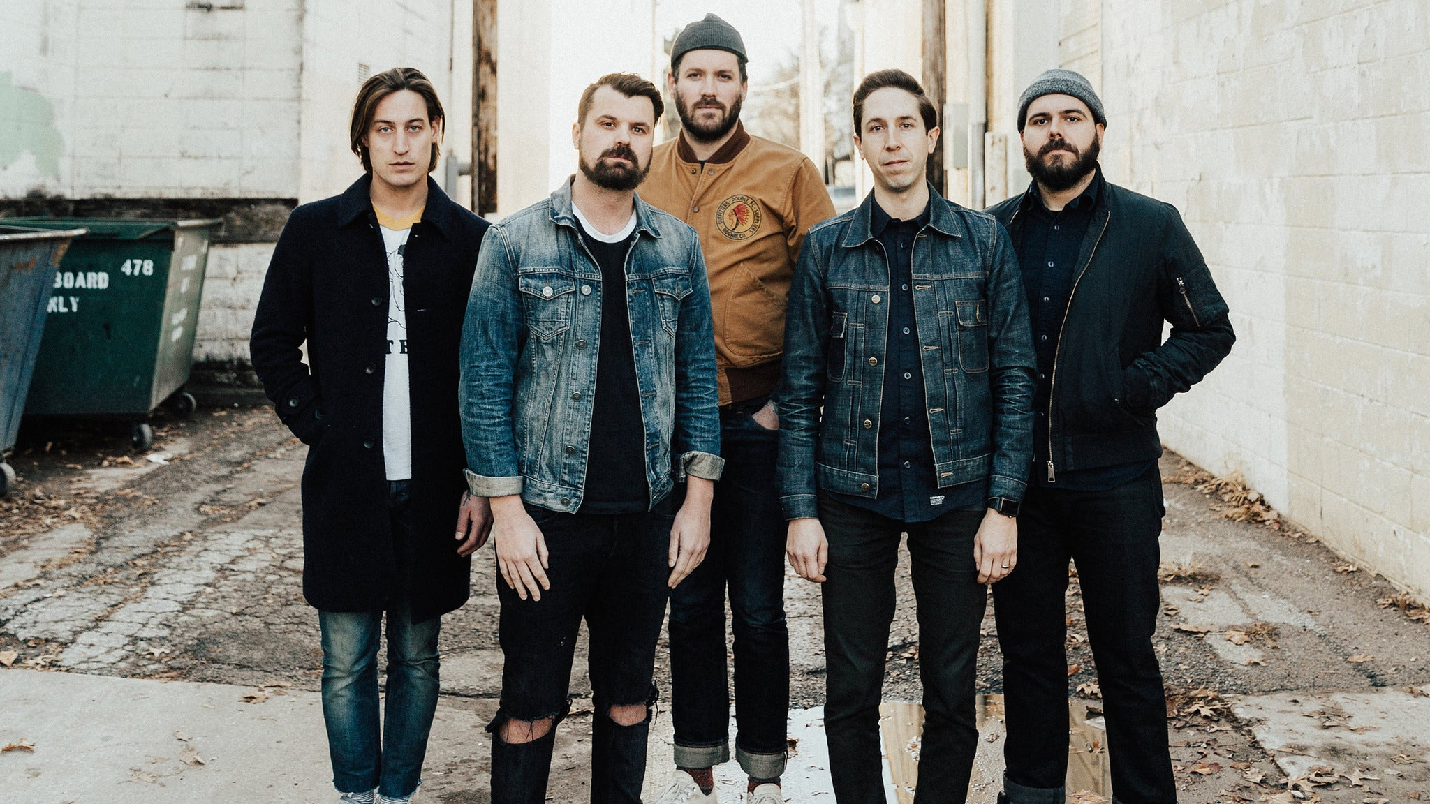 Silverstein w/ Hawthorne Heights at Webster Theatre