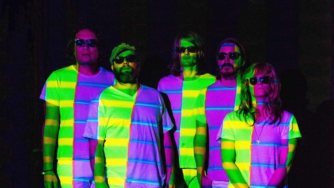 The Black Angels with special guest The Black Lips