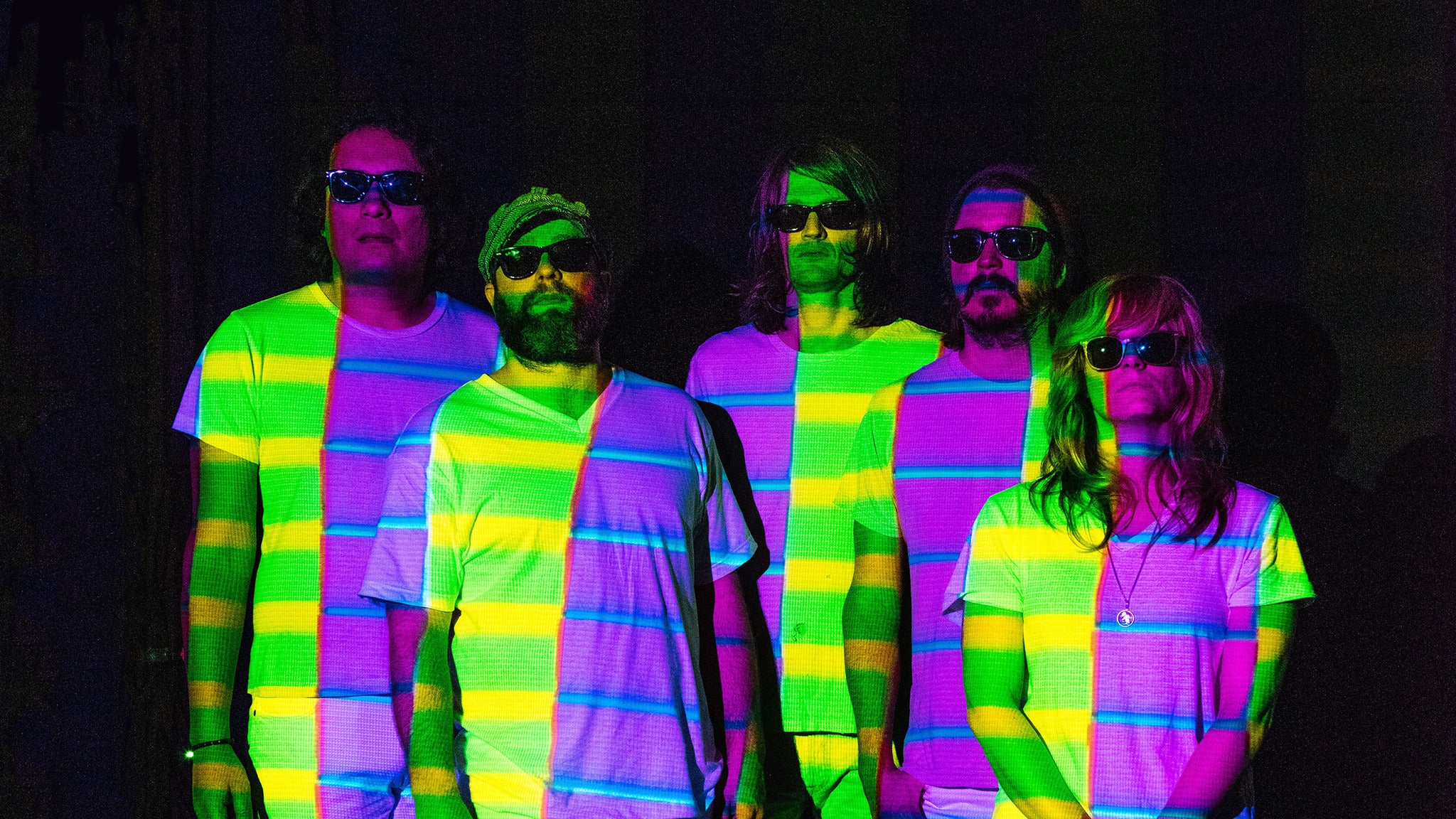 The Black Angels with Car Seat Headrest at Nile Theater