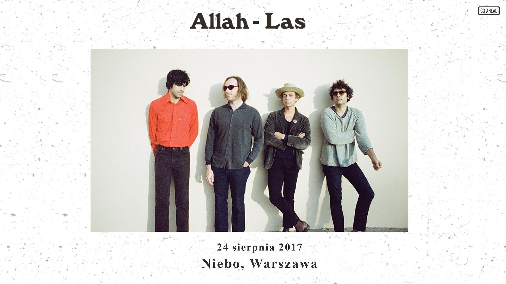 Allah Las w/ Mapache at The Observatory - Santa Ana