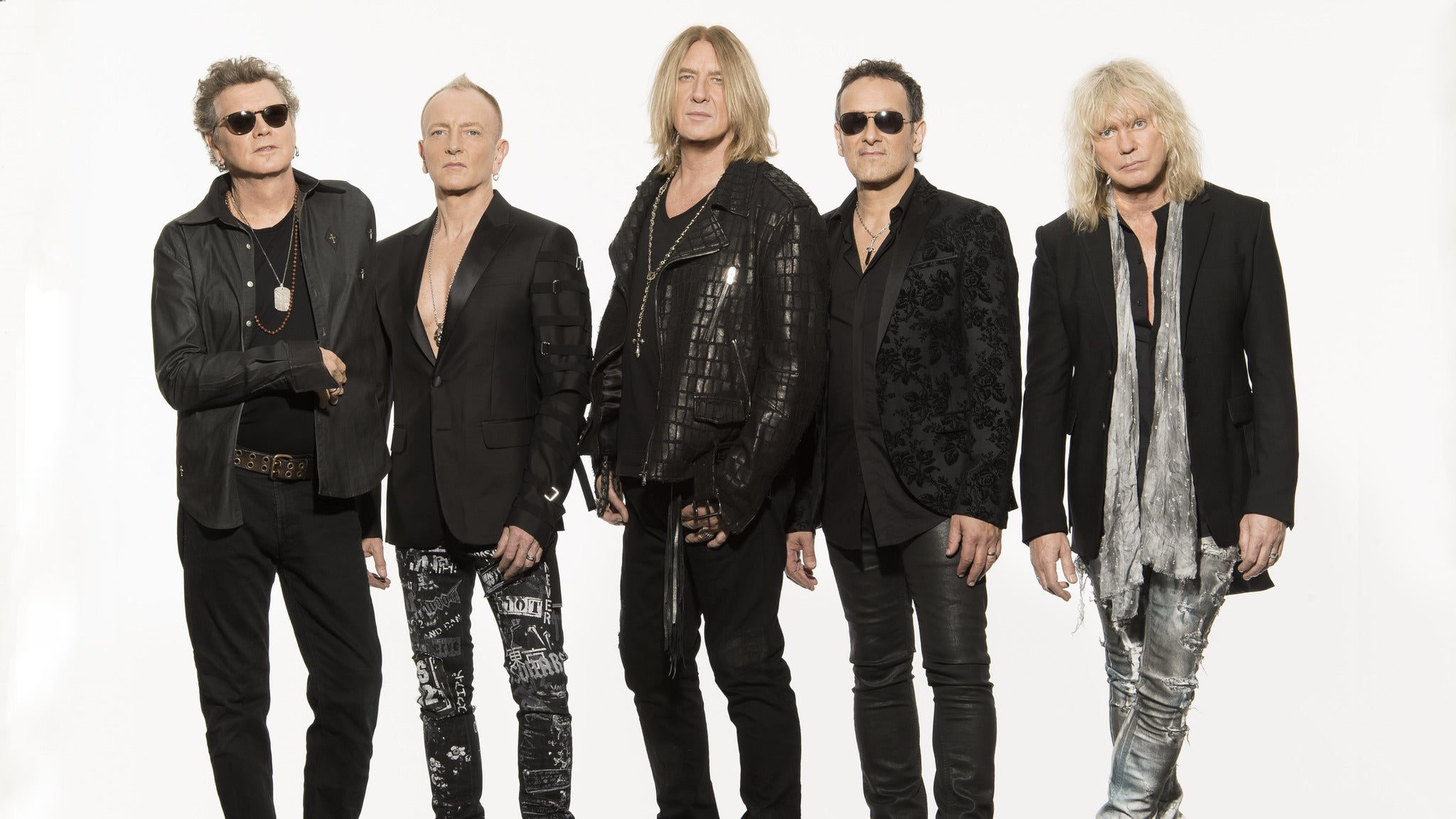 Live Nation Presents Def Leppard / Journey