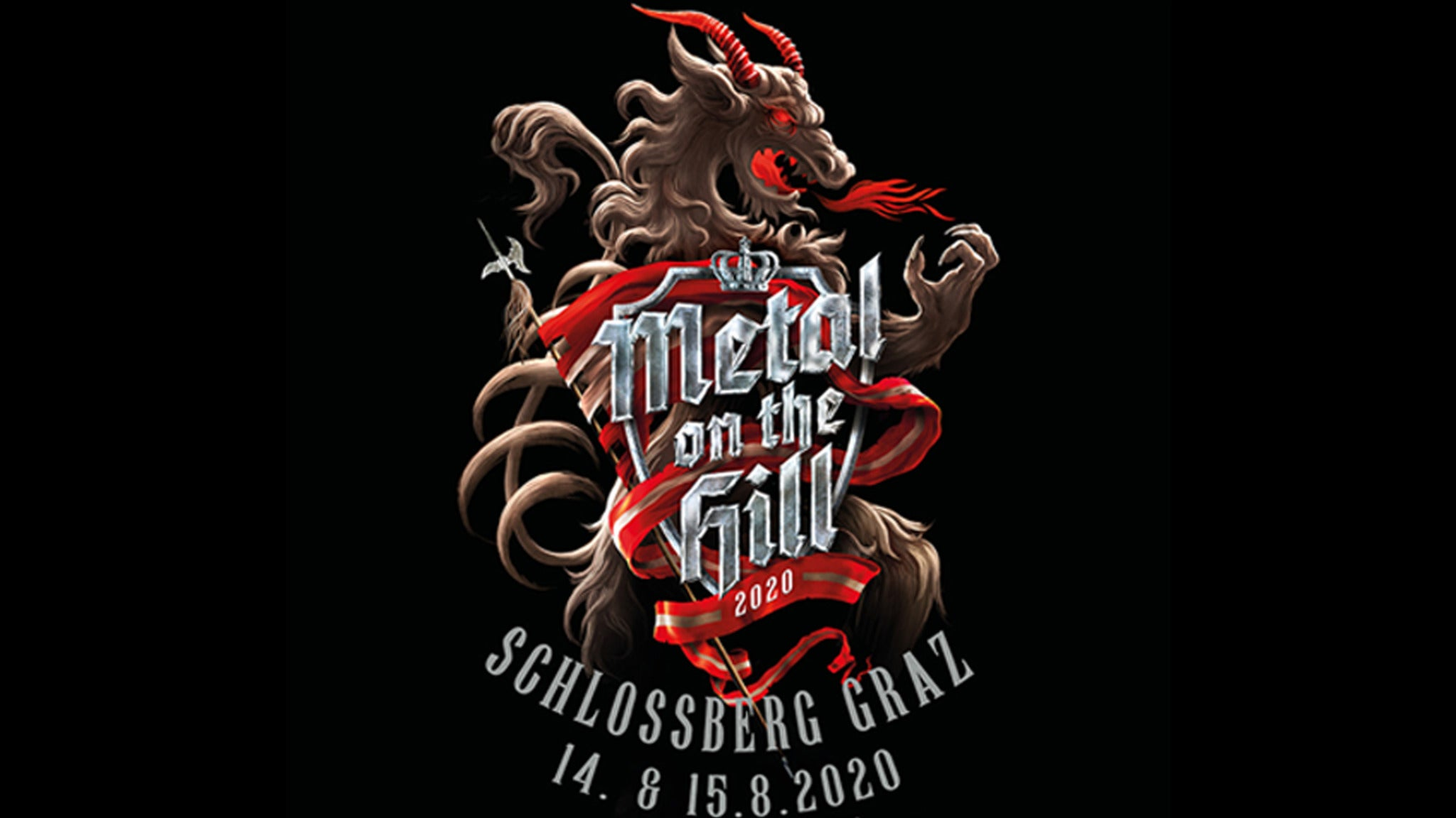 Metal On The Hill 2020 - 2-Tages-Festivalpass