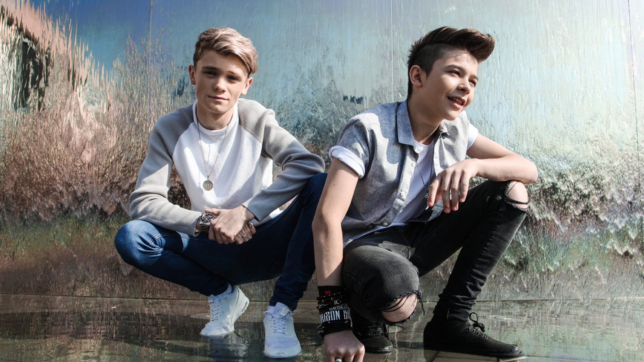 Bars and Melody at Holy Diver