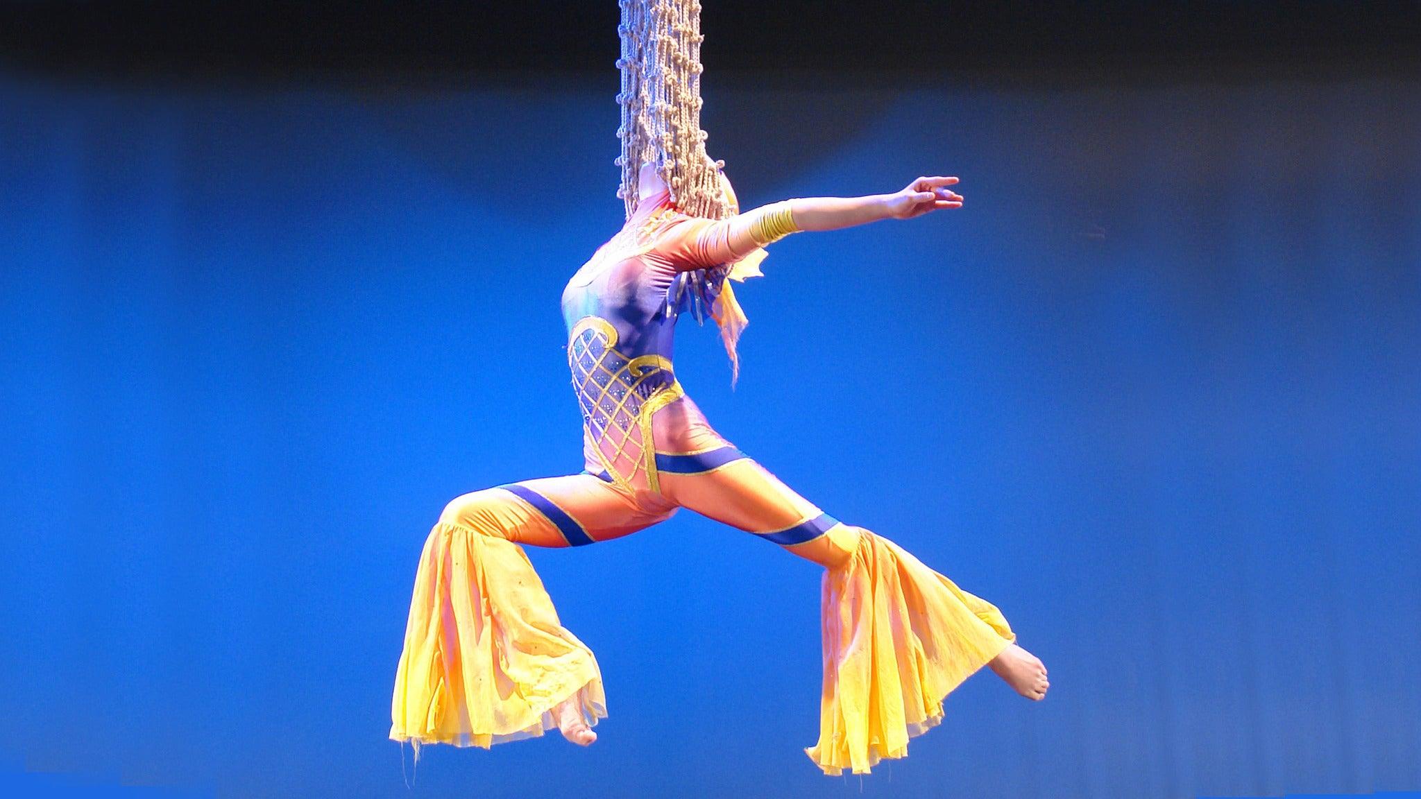 Cirque D'Or at Peoria Civic Center