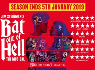 Bat Out Of Hell The Musical (Touring)