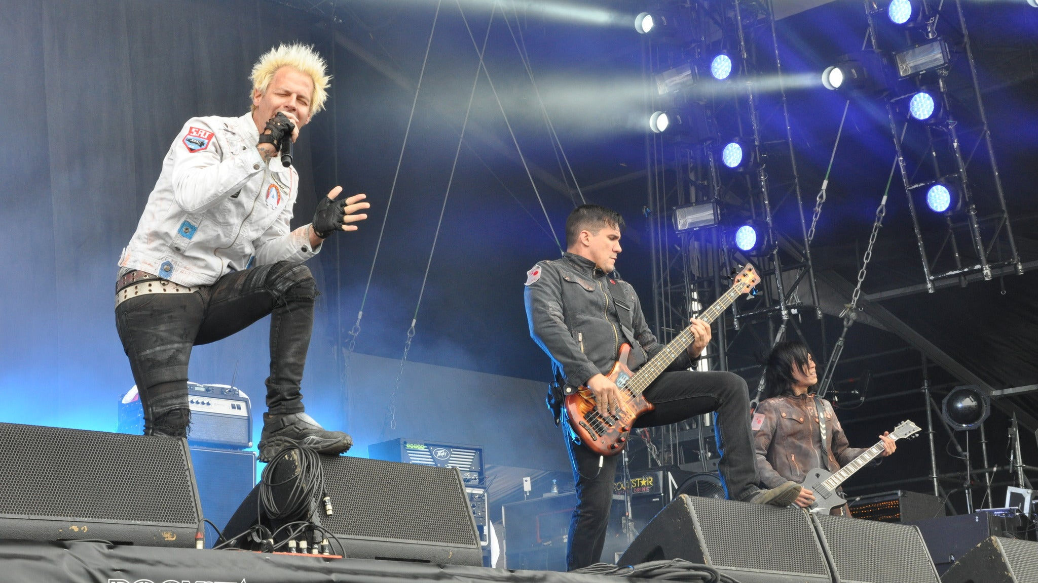 Powerman 5000: the Days of Disorder Tour 2019