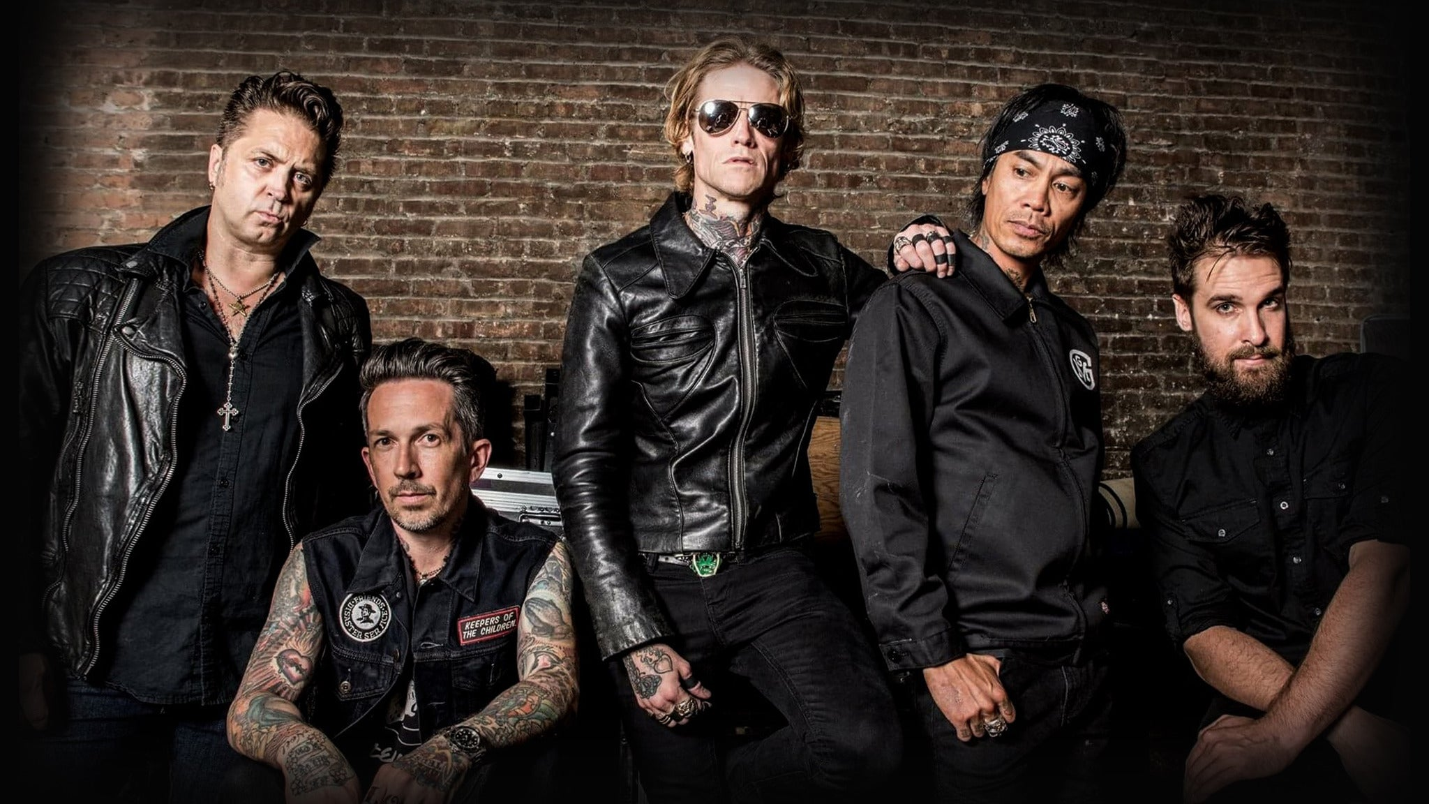 Buckcherry at Templelive Fort Smith