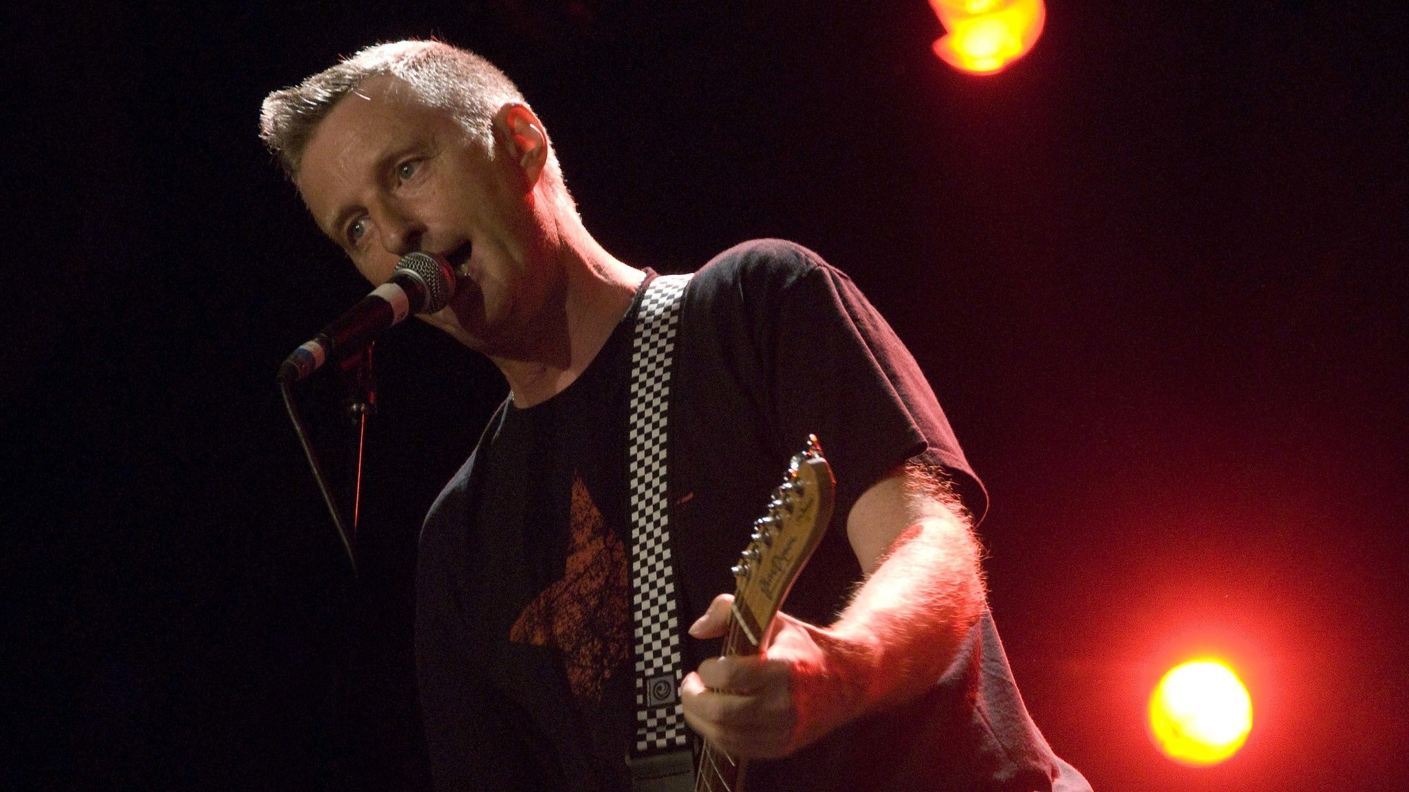Billy Bragg + Joe Henry - Shine A Light Tour - Los Angeles, CA 90014