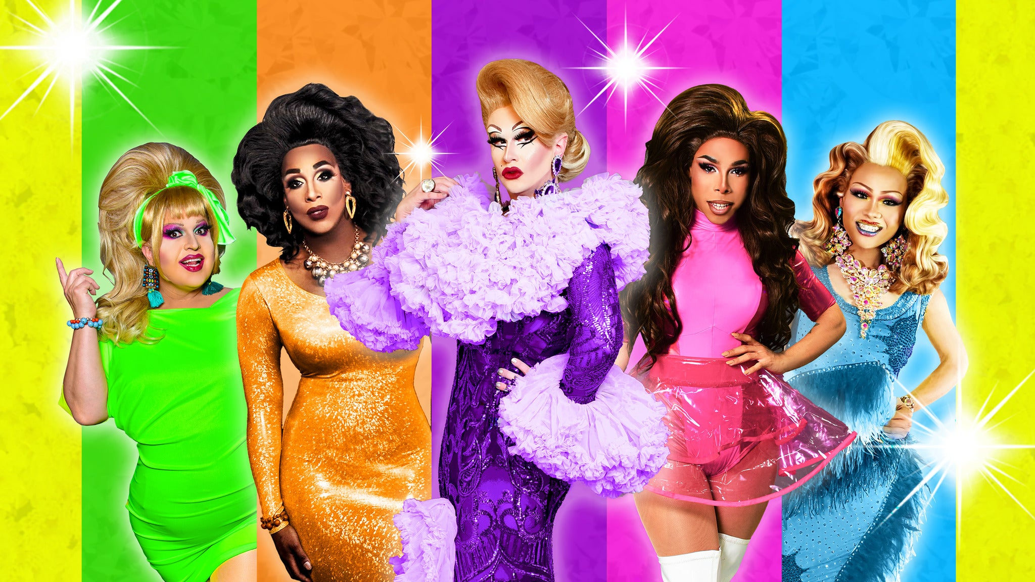 Drag Diva Brunch: Golden Girls