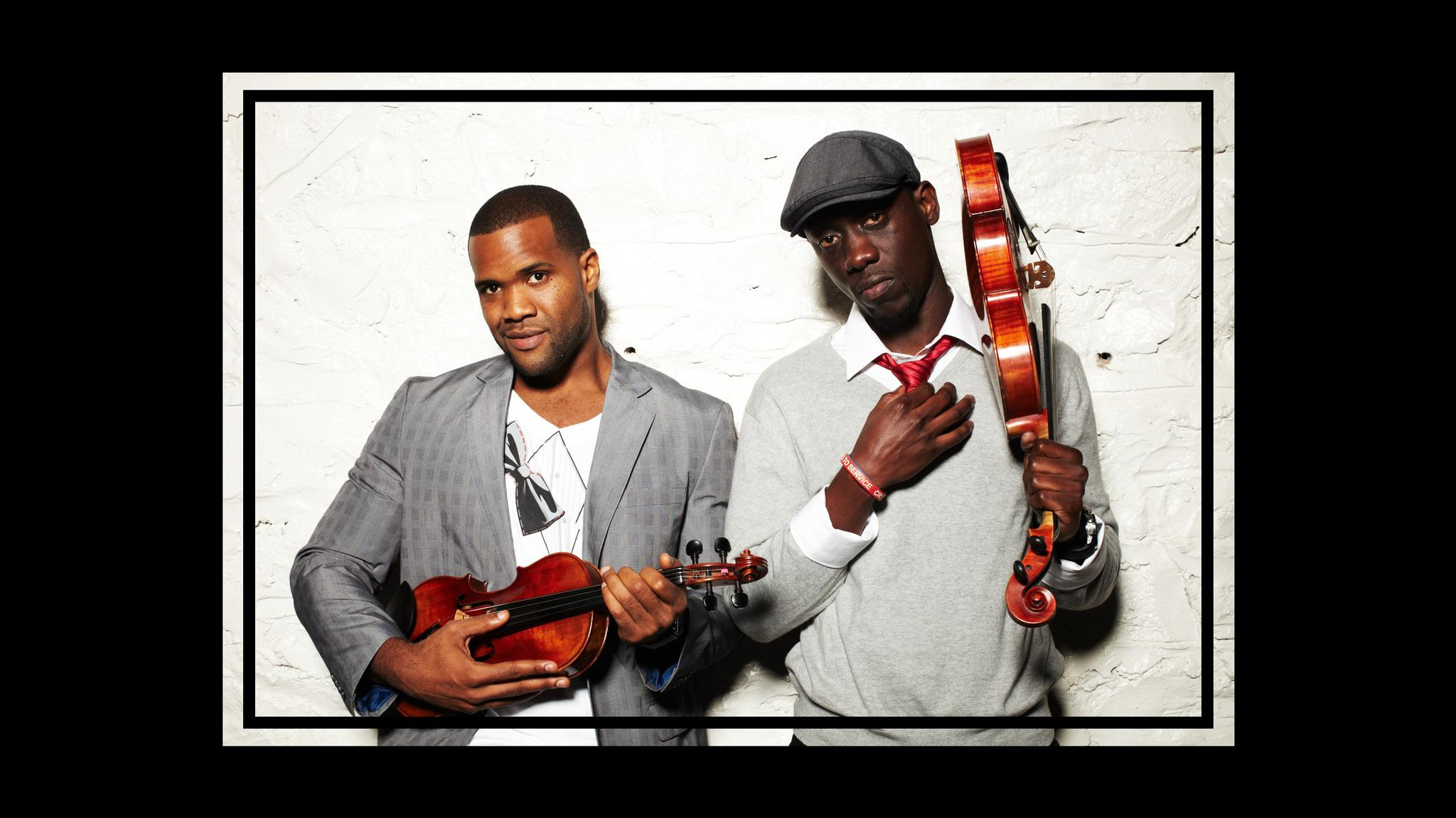 Black Violin at Emens Auditorium