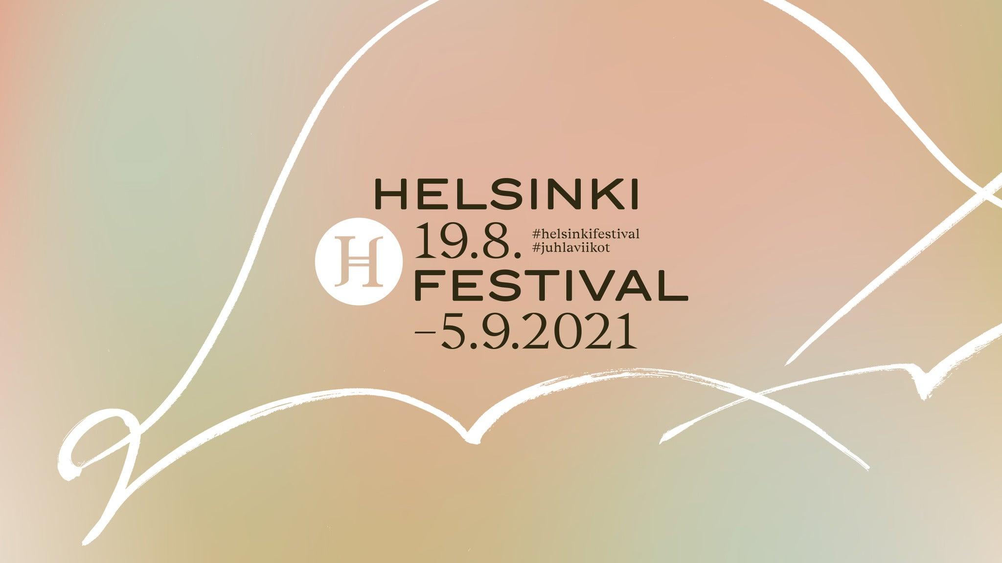 Helsinki Festival 2021: J. Karjalainen