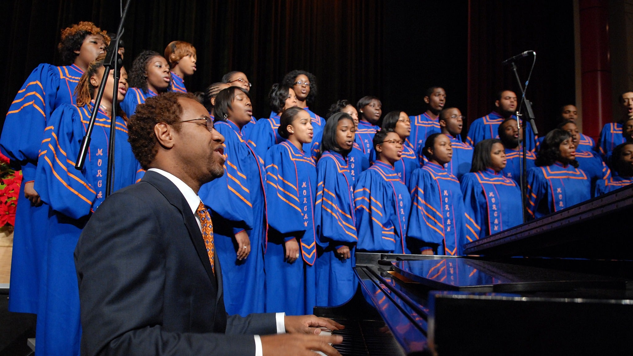 MORGAN STATE UNIVERSITY CHOIR ANNUAL CHRISTMAS CONCERT