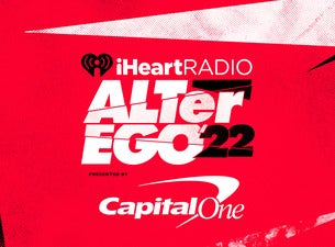 iHeartRadio ALTer EGO Presented by Capital One