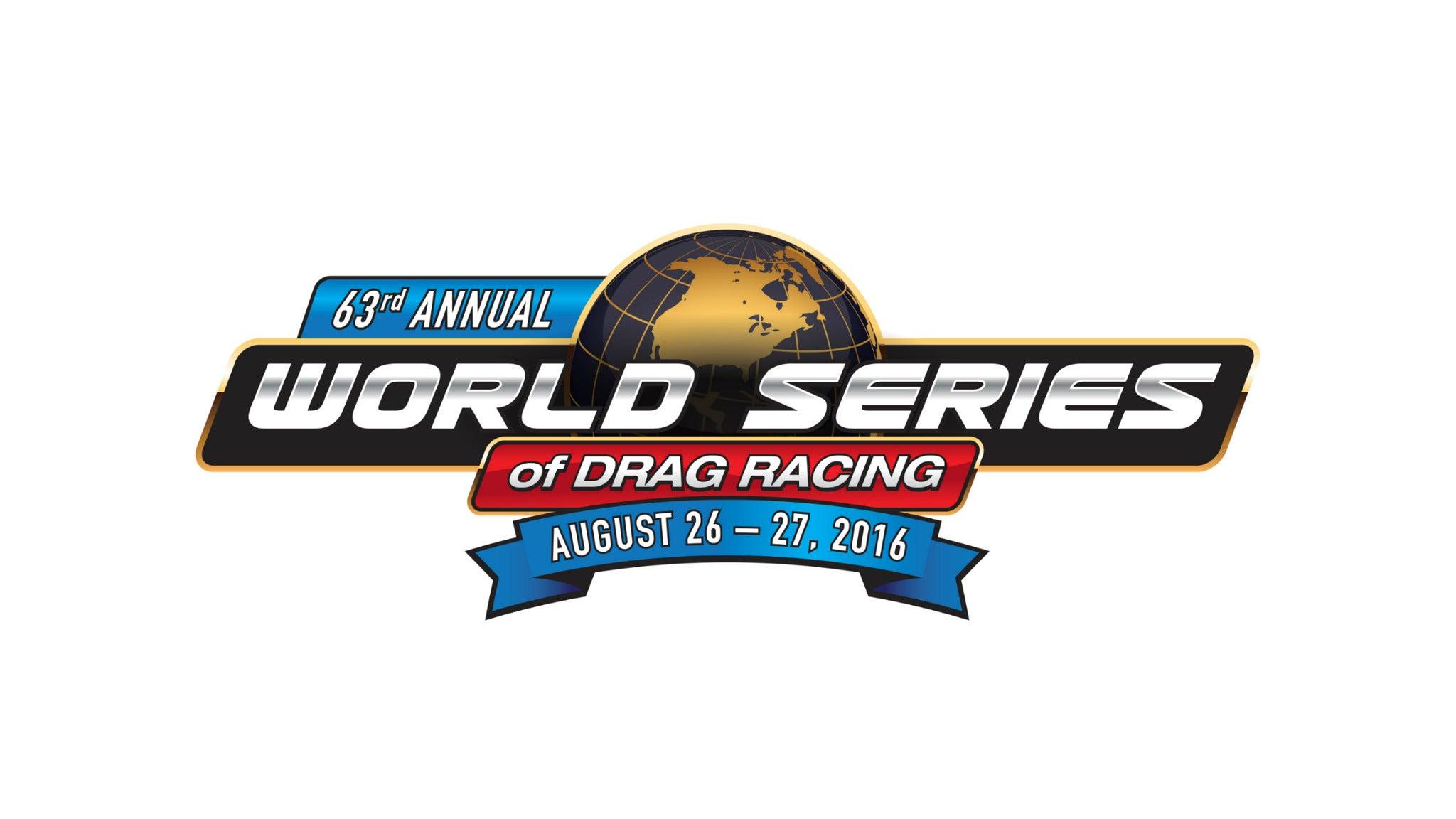 World Series of Drag Racing : Friday