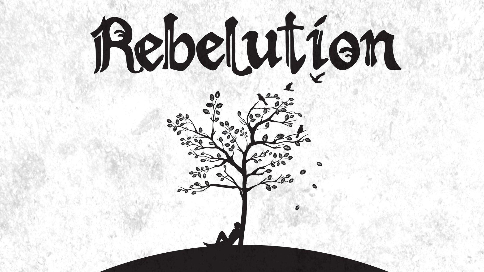 Rebelution, Passafire at Senator Theatre