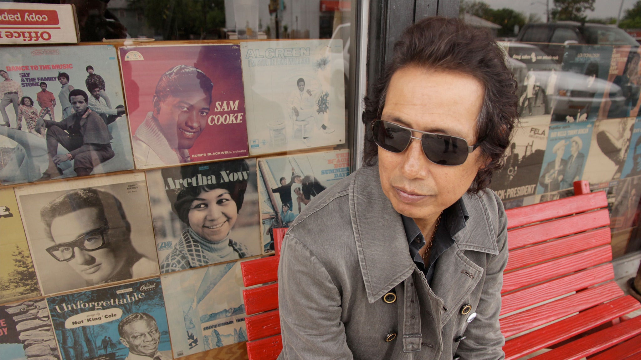 Alejandro Escovedo at The Castle Theatre