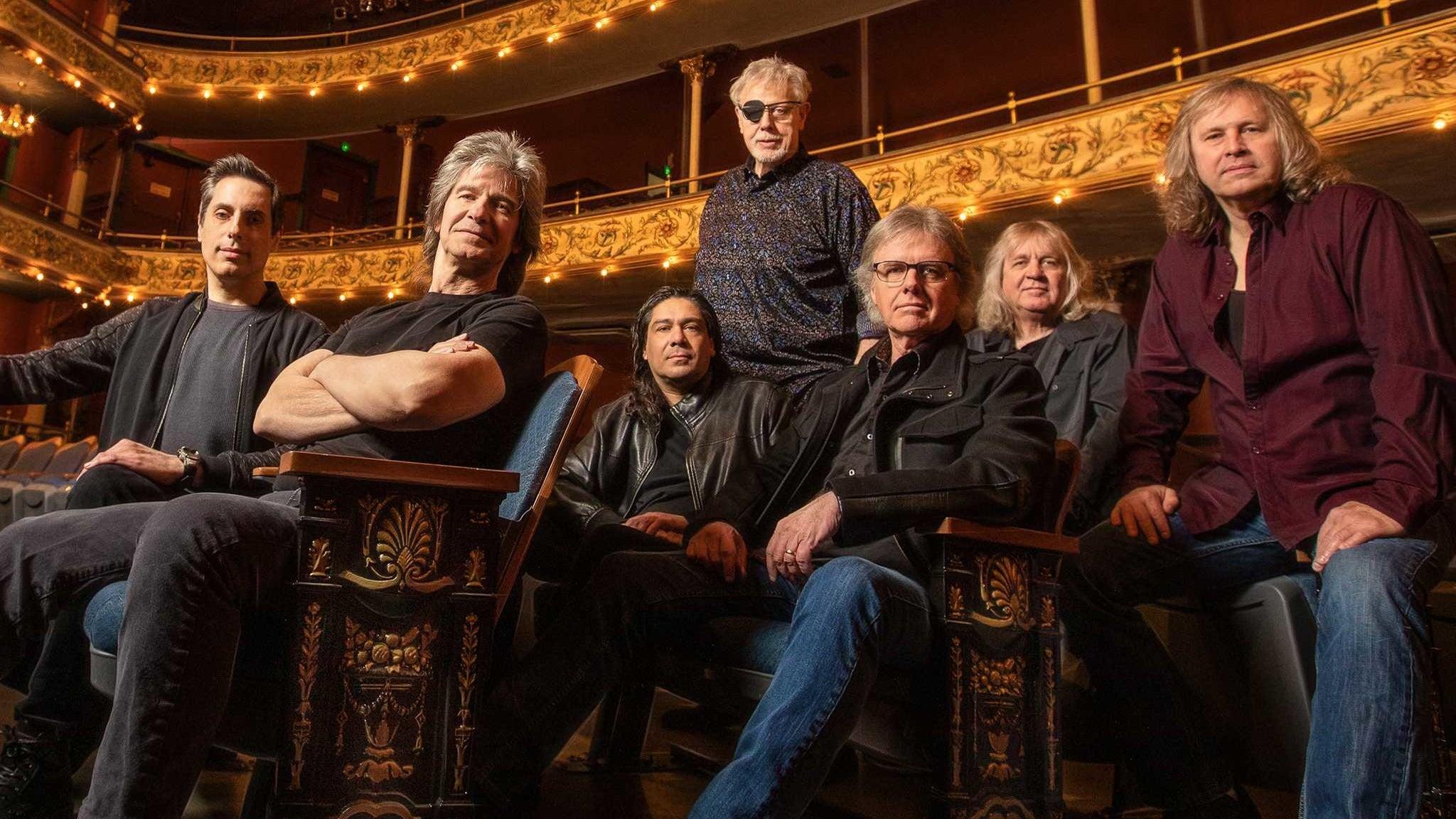 KANSAS: Point of Know Return Tour at Adler Theatre