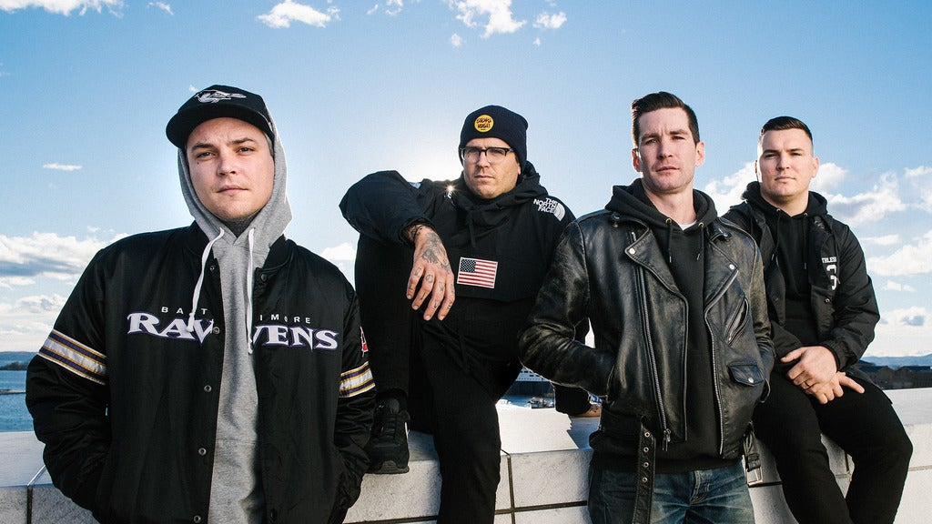 Hotels near The Amity Affliction Events
