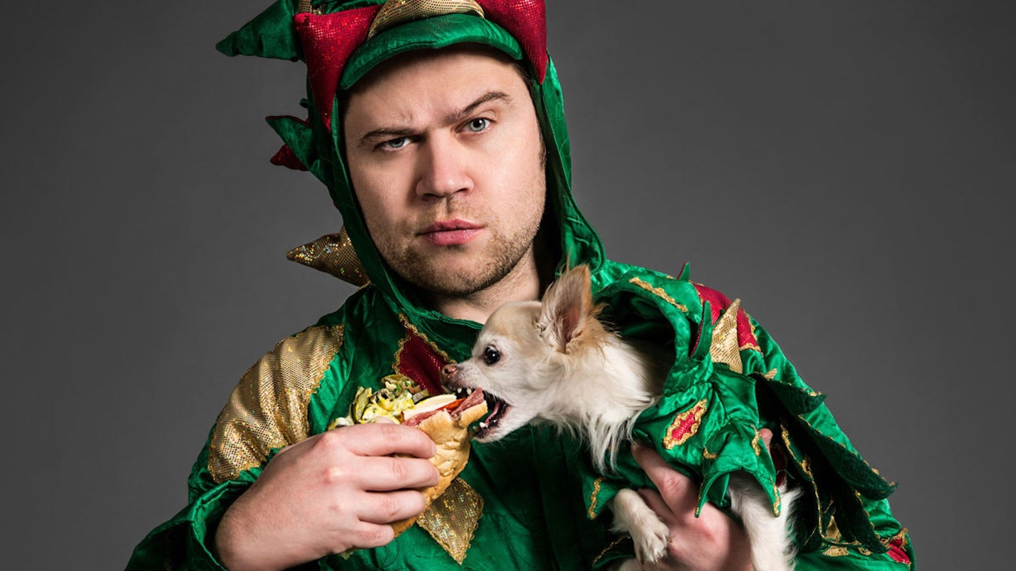 Piff the Magic Dragon at Aura