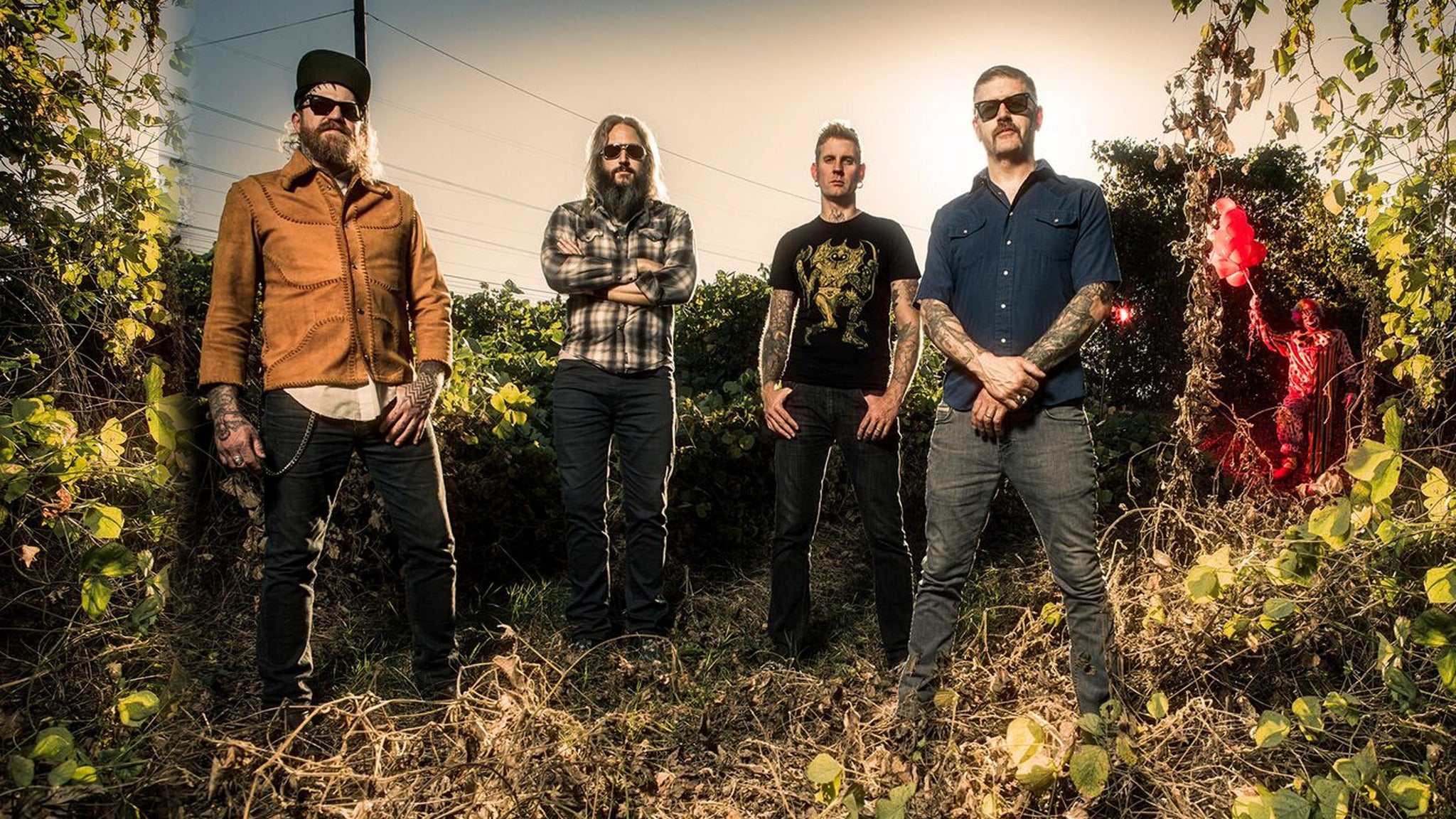 Mastodon at Fillmore Auditorium (Denver)
