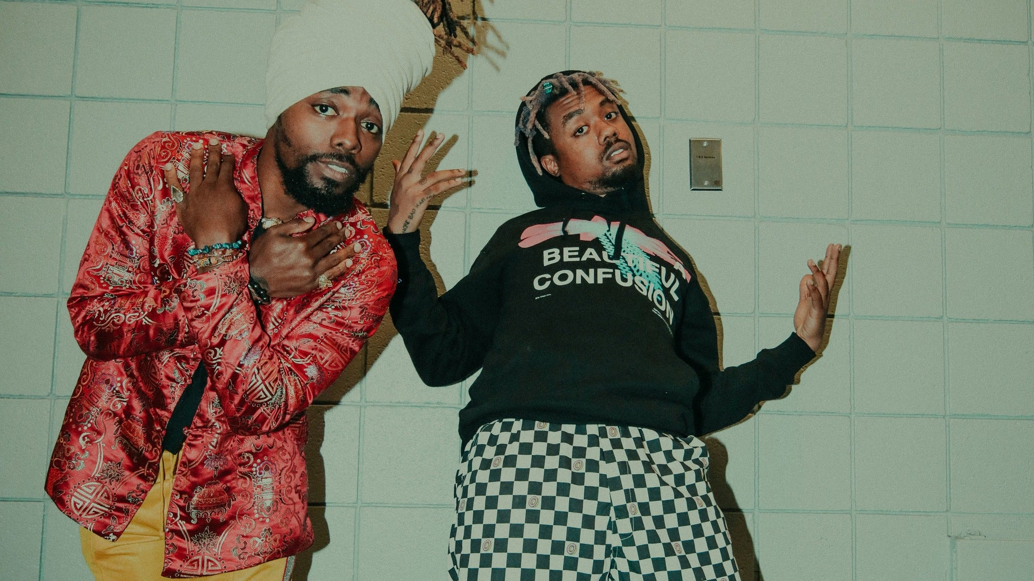 EarthGang w/ Mick Jenkins at Cervantes Masterpiece Ballroom