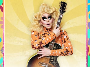 TRIXIE MATTEL - Now With Moving Parts Tour