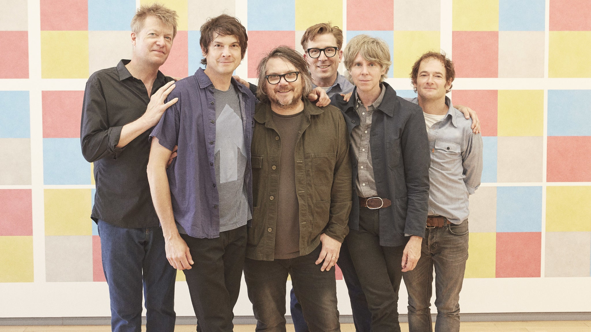 Wilco: Ode to Joy Tour