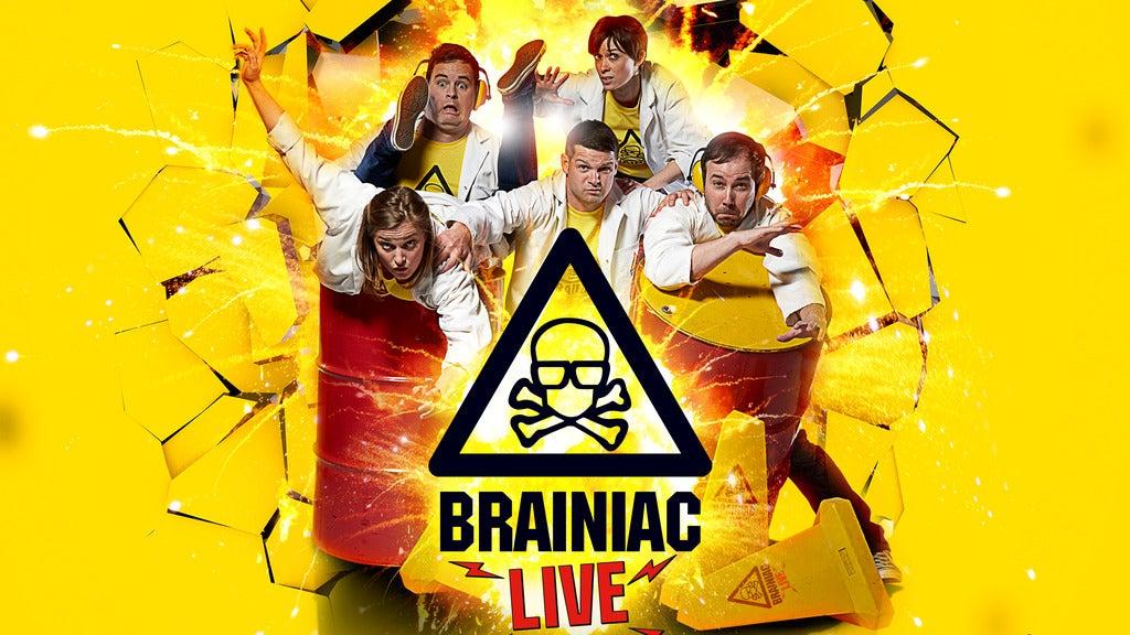 Hotels near Brainiac Live Events