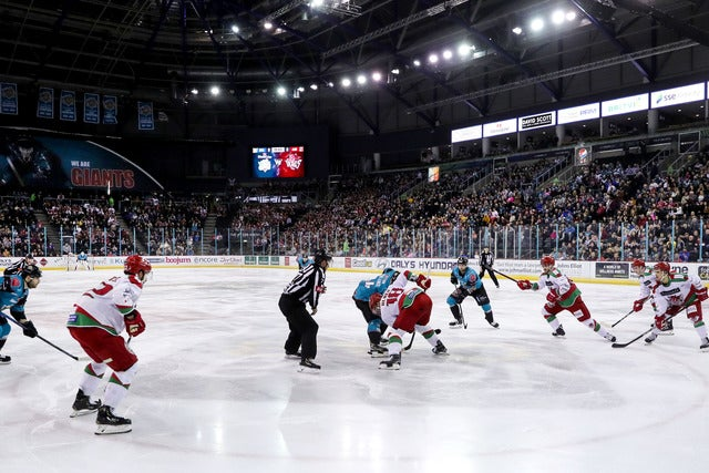 Belfast Giants Season Tickets 2020-21