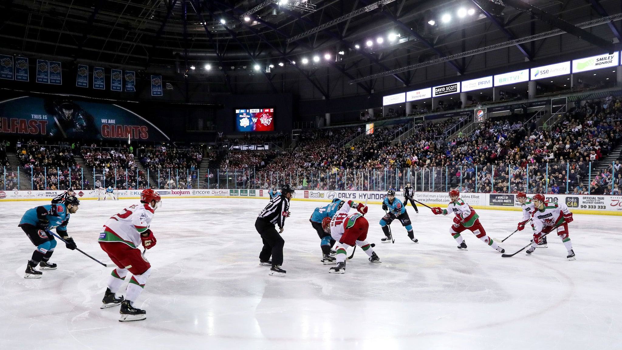 Share a Suite Belfast Giants V Manchester Storm tickets | Copyright © Ticketmaster