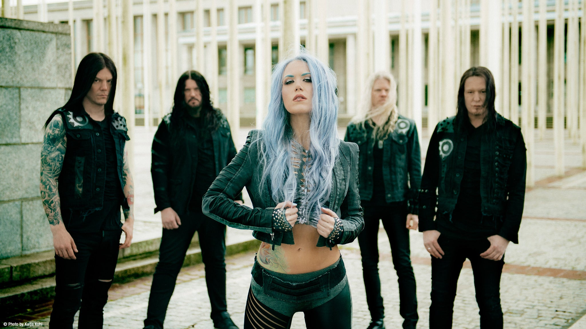 Arch Enemy w/ Goatwhore at Wooly's