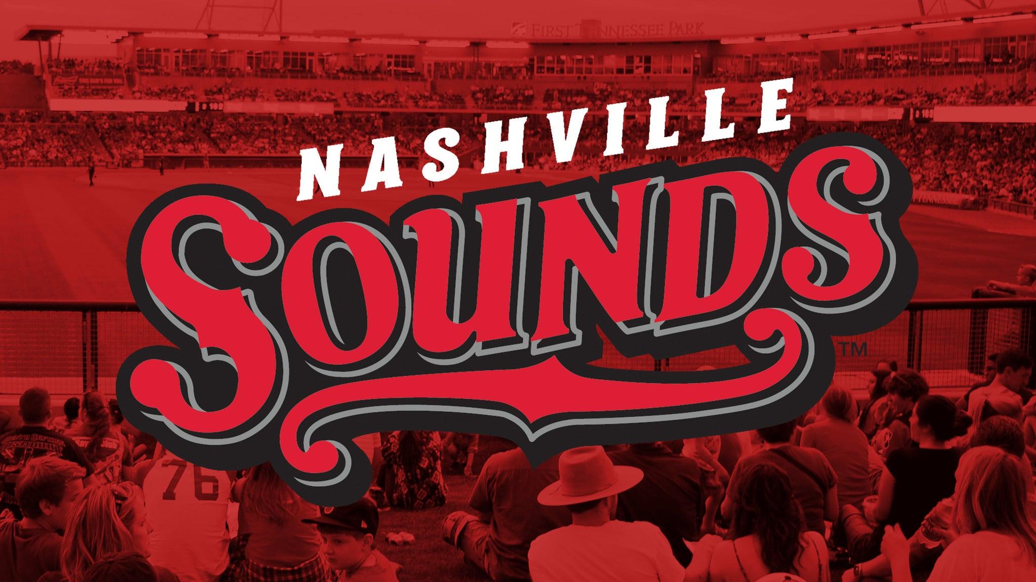 Nashville Sounds vs. Omaha Storm Chasers