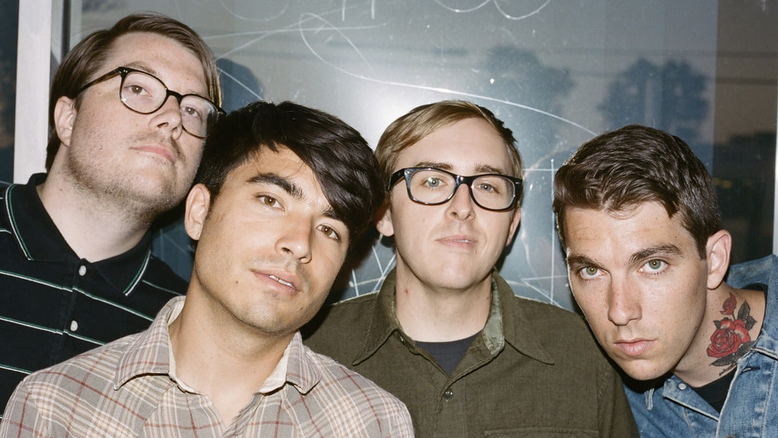 Joyce Manor, Awakebutstillinbed at Strummer's