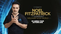 Noel Fitzpatrick Supervet First Direct Arena Seating Plan