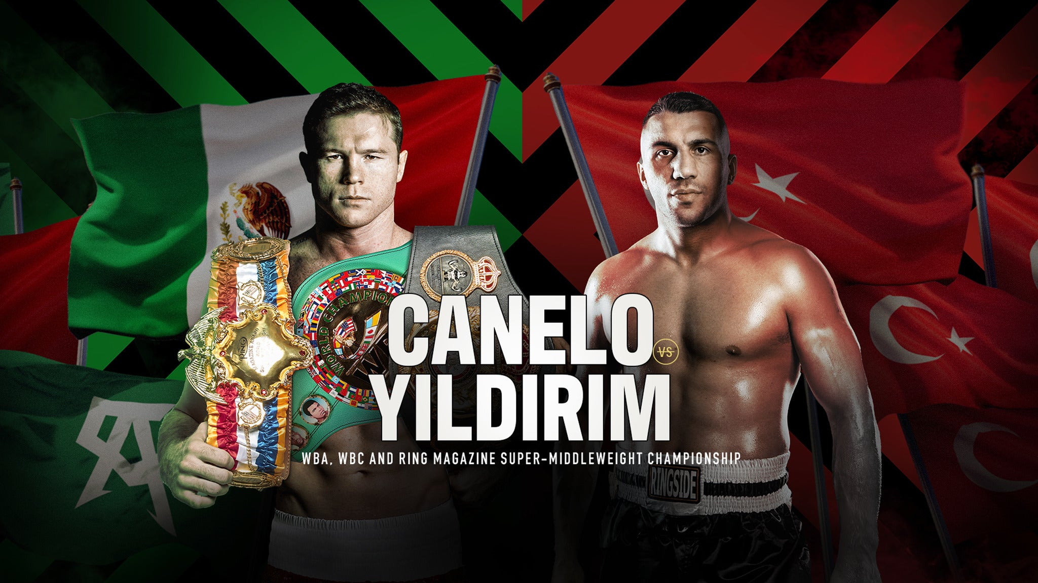 Canelo v. Yildirim PPV Viewing Party