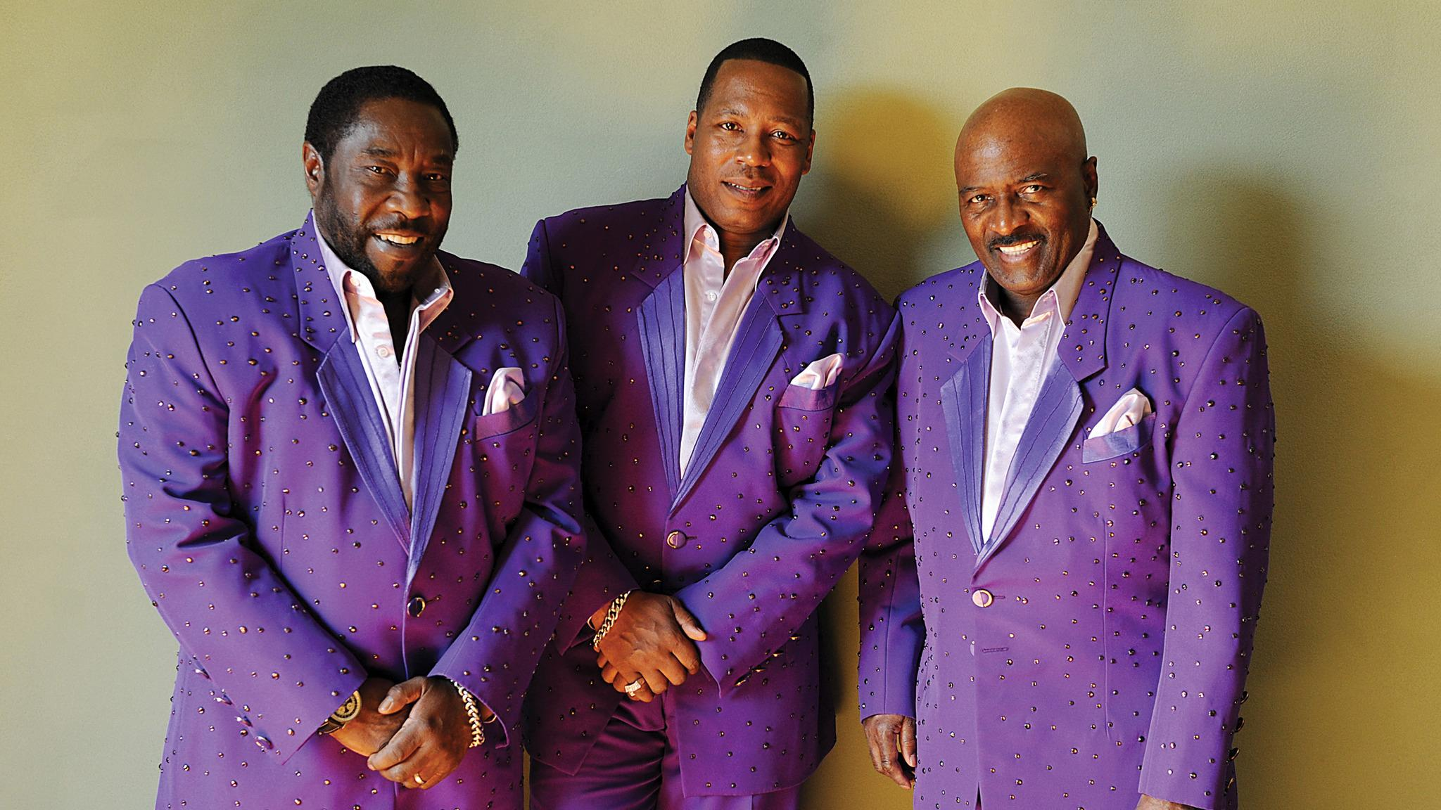 The O'Jays at Star Plaza Theatre