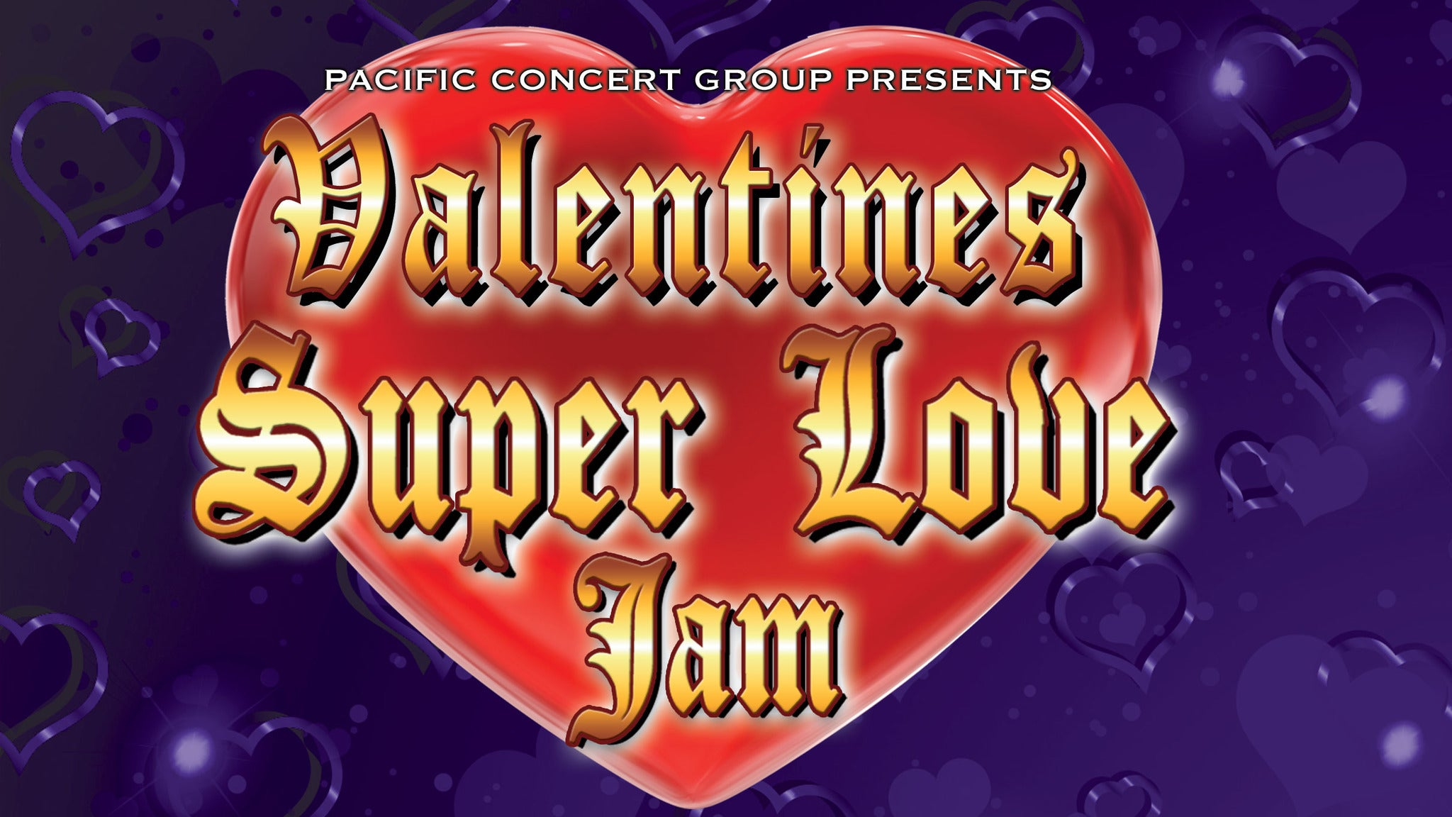Valentines Super Love Jam at Don Haskins Center